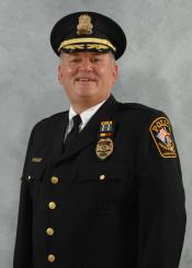 photo of chief ed shupp
