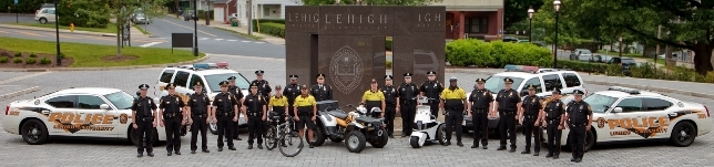 Photo of entire LUPD